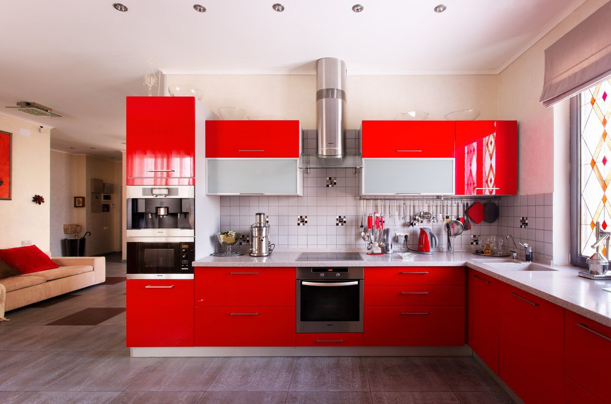 What rules of design we need to follow for kitchen design and arrangement?